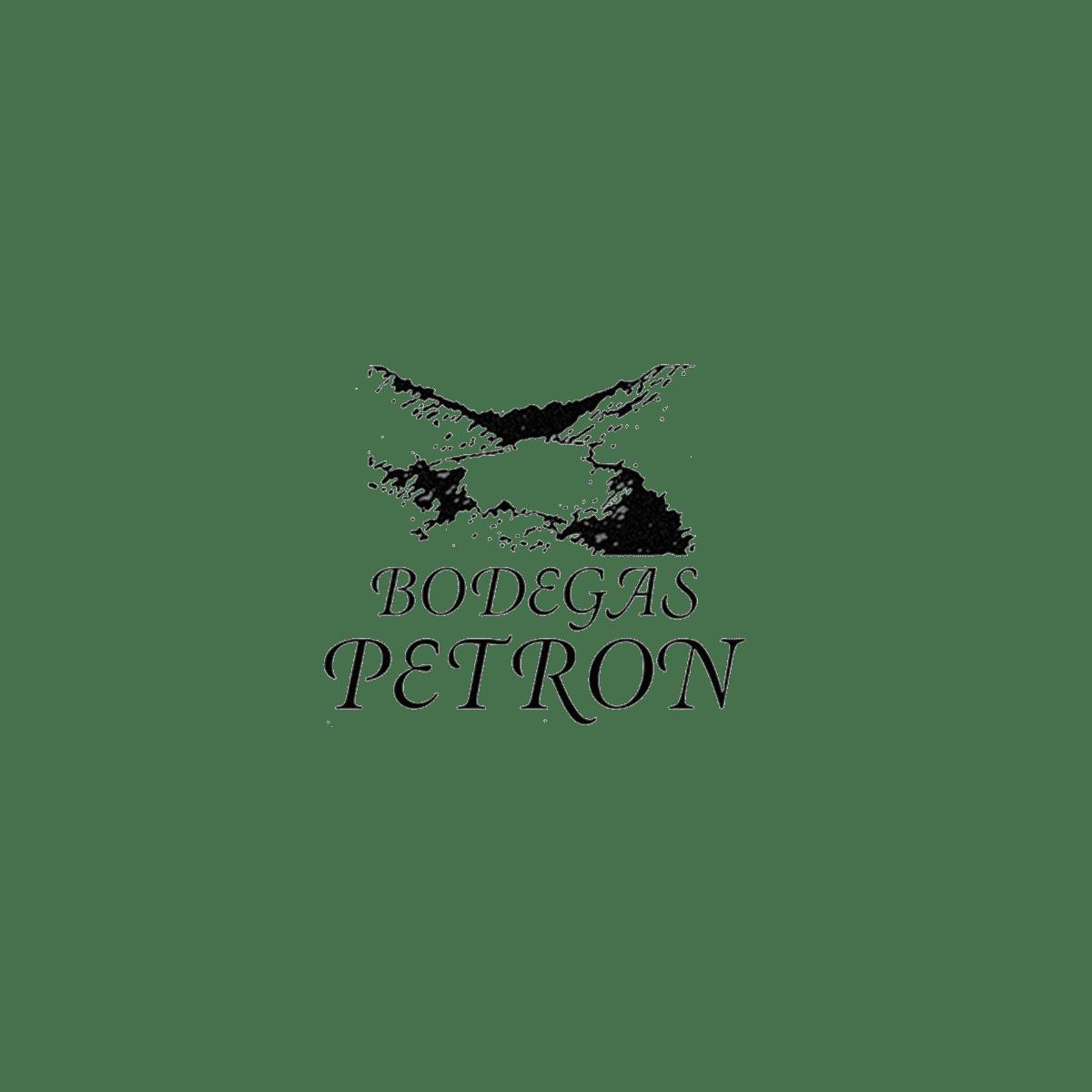 logo bodegas petron