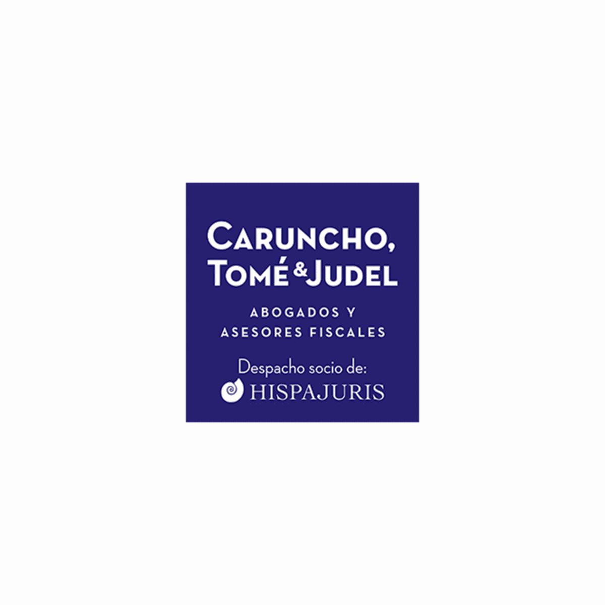 logo caruncho tome judel